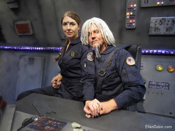 Ellen and Andrew in Starfall