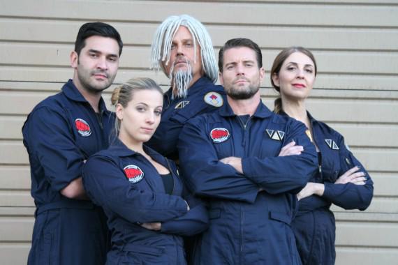 Starfall Cast